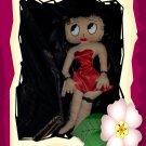 Handmade Betty Boop Doll - 1990