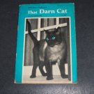 That Darn Cat - Scholastic Paperback Printing