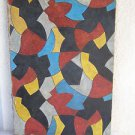 Serge Poliakoff (Russian, 1906–1969) oil on canvas - Restoration !!!
