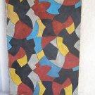 Serge Poliakoff (Russian, 1906–1969) oil on canvas - Restoration !!!