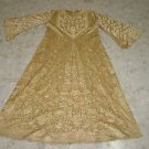Vintage marvelous Islamic Jordanian women's dress