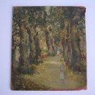 Camille Pissarro (French, 1830–1903) oil on canvas - Restoration !!!
