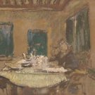 Jean Edouard Vuillard (French, 1868–1940) pastel on paper