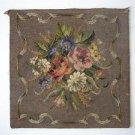 Marvelous Vintage Tapestry Gobelin on Cardboard