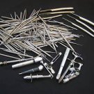 Giant Lot of 3600gr Different Dentist Stainless Steel Dental Tools & Other Parts