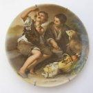 Marvelous Vintage Mitterteich Bavaria Collectible Plate