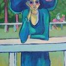 Graham Knuttel (Irish, 1954) Lot of 4 oil on canvas