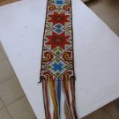 Vintage Marvelous Long Tapestry Embroidery Wall Art Hanging Home Decor