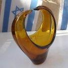 Spectacular Vintage Italian Murano Art Glass Vase 1500gr