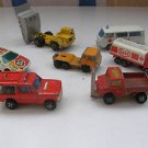 VINTAGE Lot of 7 Mojorette Matchbox Hot Wheels
