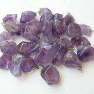 Vintage marvelous lot of 27 amethyst natural gemstones 110gr