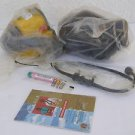 Israeli New 2002 Sealed Civilian Protective Mask & Blower Kit Adult and Youth
