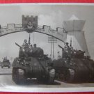 Independence War Rare PHOTO Israel Army Zahal Parade