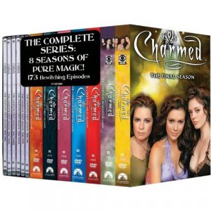 WB's Charmed : The complete Series on DVD Alyssa Milano