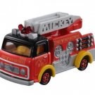 Takara Tomy Japan Disney Motors Works DM-17 Mickey Mouse Fire Truck Diecast Toy
