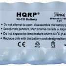 HQRP Battery for Ademco Honeywell LYNXRCHKIT-HC K5109 781410403291 55026089