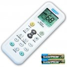 HQRP A/C R/C Remote Control for Haier AC-5620-30 Air Conditioner °C / °F
