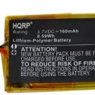 HQRP Battery for Sportdog WetlandHunter 425CAMO, SD-425CAMO, SR-225W, SD-425