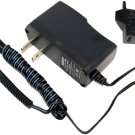 HQRP AC Adapter Charger Cord for Braun cruZer 5 & 6 Beard&Head Type 5417 & 5418