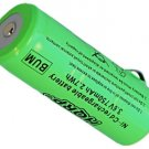 HQRP Battery for Welch Allyn 78904586, 71050 Handle