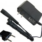 HQRP AC Adapter Charger for Braun Silk-Epil 7 Xpressive Model 7175 7921 7931