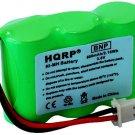 HQRP Battery for Eton / GRUNDIG FR200 FR200G FR250 FR300 FR350