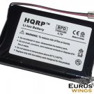 HQRP BATTERY for PALM PalmOne GA1Y41551 Tungsten E2