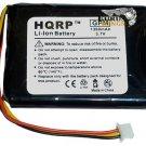 HQRP Battery for TomTom One 4N00.004 4N00.005 4N00.006 4N01.000 4N01.001 .002