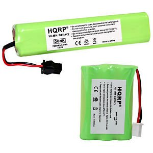 HQRP Batteries for Tri-tronics Trashbreaker Ultra / Beagler / Flyway Special XL