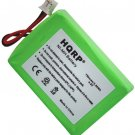 HQRP Battery for Sportdog SDT00-11908, 650-052, ProHunter 2500 model SD-5400