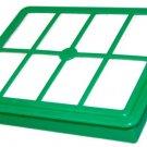 2x HQRP Hepa Filters for Electrolux 6986A / EL6986A / 6988A / EL6988A