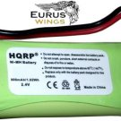 HQRP Phone Battery for VTech CS6319 CS6319-2 CS6319-3