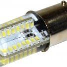 HQRP BA15d 110V LED Light Bulb for Bernina Sewing Machine