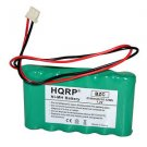 HQRP Backup Battery for Ademco Honeywell LYNXRCHKITSHA LYNXRCHKIT-SHA 300-03866
