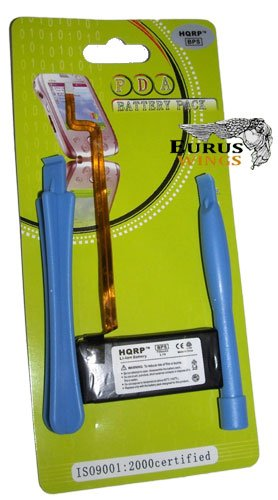 HQRP Battery for Microsoft Zune 1089 1090 1091 30GB EC-008 EC-008-2
