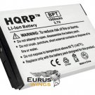 HQRP Battery for Creative Nomad MuVo2 MP3 MuVo 2 Jukebox Zen Xtra NX MP3