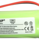2-Pack HQRP Phone Battery for RCA 25250RE1 25250RE1-A T-2734