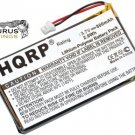 HQRP Battery for Sony PRS-600 PRS-600RC PRS-600BC Digital Book Reader