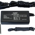 HQRP AC Adapter for Canon ACK-DC10 ELPH 100 HS, 300 HS, SD200, SD1000, SD1400