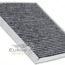 HQRP Activated Charcoal Cabin Air Filter for 3SF79-AQ000 / F784EB9AA / 19130294