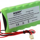 HQRP Battery for Ademco Honeywell LYNX WALYNXRCHBSC, LYNXR-I LYNXR-IE