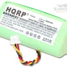 HQRP Battery for Motorola SYMBOL 82-67705-01 BTRY-LS42RAAOE-01