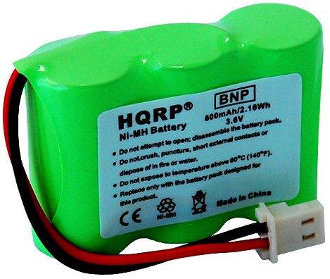 HQRP Battery for Eton / GRUNDIG FR370 FR400 FR405 FR600 3-2/3AA-WNMH