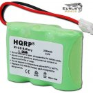 HQRP Battery for VTech t2326 t2326-01 t2340 t2340-01 t2341-01 2151 2417 Phone