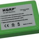 HQRP Battery for Sportdog WetlandHunter 2000-CAMO SD-2000CAMO SR200-IW Receiver