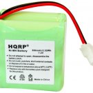 HQRP Battery for Dt-Systems Redhead RH RH2 1200 1220V 1250B Collar Transmitter