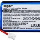 HQRP Battery for SportDOG ProHunter 2525 SD-2525 Dog Training Transmitter