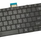 HQRP Laptop Keyboard for Toshiba Satellite C850 C850D C855 C855D C870 C870D