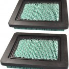 2x HQRP Air Filters for Honda 17211-ZL8-003 / 17211-ZL8-023 / 17211-ZL8-000