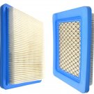 2x HQRP Air Filters for John Deere LG491588JD LG491588 PT15853 AM116236